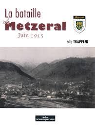 La bataille de Metzeral, de Eddy Trappler