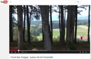 Vidéo consacrée à La Fontenelle