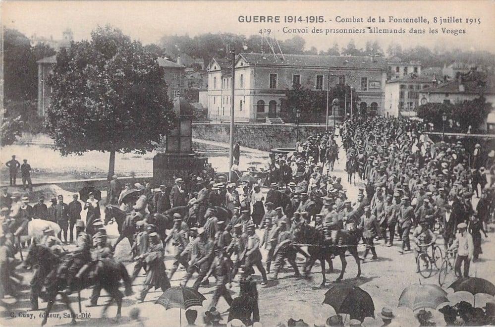La Fontenelle Juillet 1915