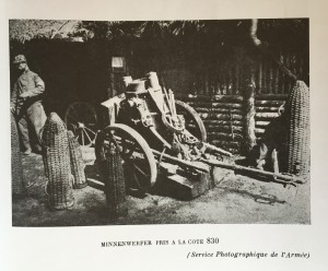 Minenwerfer cote 830