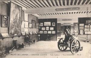 Minenwerfer du musée de l'Armée