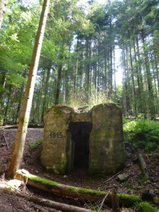 Bunker allemand Spitzemberg