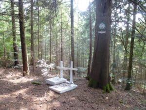 Tombes du Spitzemberg