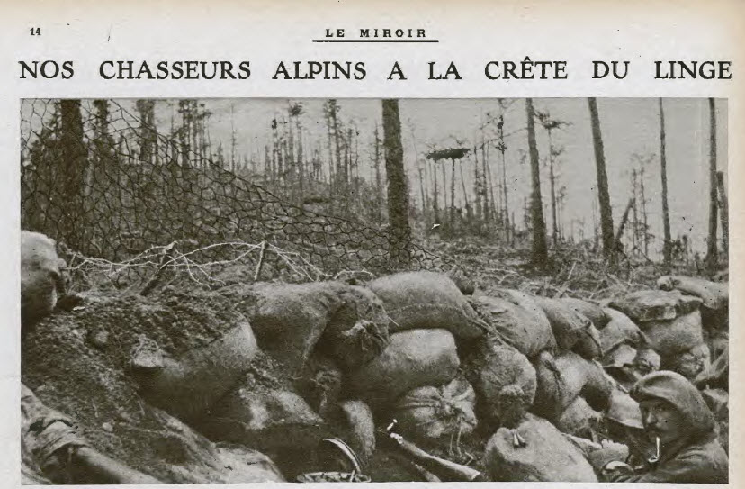 Les combats du commandant barberot par les communiqu s for Dans jeannot et colin l auteur combat