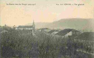 Le village de Voivre