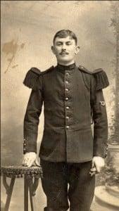 Caporal Léon Bony